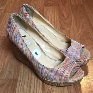 Report Wedges Size 8